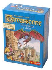 HRA Carcassonne rozšíření 3 Princezna a drak