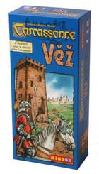 HRA Carcassonne rozšíření 4 Věž