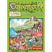 HRA Carcassonne rozšíření 8 Mosty a hrady