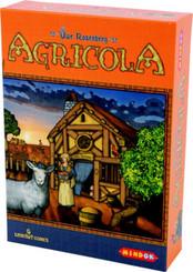 Společenská hra Agricola