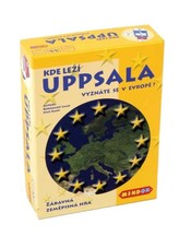 HRA Kde leží Uppsala?
