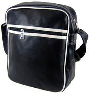 Crossbody sportovní taška C-838 černá unisex