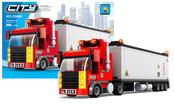 Stavebnice kamión 281 dílů
