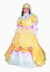 Kostým princezna Zlatava vel. M