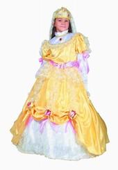 Kostým princezna Zlatava vel. S