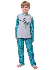 Dětské pyžamo s obrázkem kytary