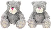 PLYŠ Medvěd sedící 25 cm 2 barvy