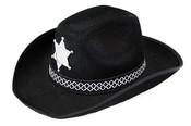Klobouk kovbojský šerif