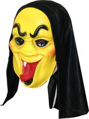 Maska smíšek se šátkem