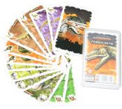 Karty Černý Petr- Prehistoric dinosaurus