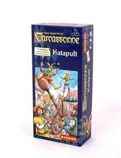 HRA Carcassonne rozšíření 7 Katapult