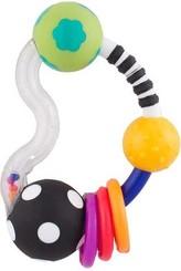 Chrastítko kroužek s kuličkami BABY