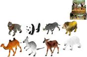 Zvířátka safari 12-18cm