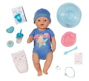 BABY BORN Panenka interaktivní 43cm