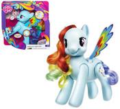 MY LITTLE PONY MLP Rainbow Dash skákající