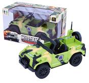 Auto jeep vojenské