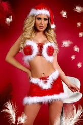 Vánoční kostým Christmas Lust