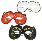 Maska oční kočka, 3 druhy