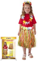 Sukně hawai dětská barevná