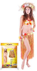 Sukně hawai barevná pro dospělé