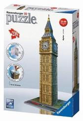 Puzzle 3D BIG BEN 216 dílků