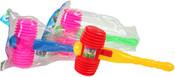 Kladivo pískací plastové 3 barvy V sáčku 26 cm