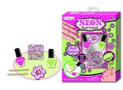 Lak na nehty neonové barvy