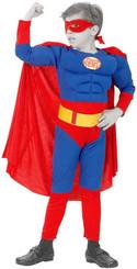 Dětský kostým Super hrdina 5-9 let