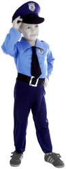 Dětský kostým Policista (92-104cm) 3-4 let