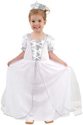 Dětský kostým Princezna (92-104cm) 3-4 let