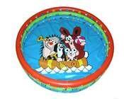 KRTEK Bazén nafukovací dětský 102 x 25 cm
