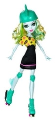 MONSTER HIGH Příšerky sport LAGOONA BLUE X3671