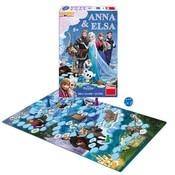 Hra Anna & Elsa-FROZEN-Ledové království