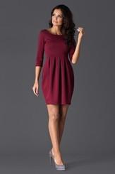 Elegantní šaty M122