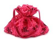 Dětská taška 16x19 cm s flitry