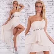 Společenské  šaty s vlečkou st-sa145sm