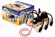 Pavouk dřevěný tahací