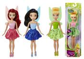 Panenka Disney Fairies Víly 22cm baletka