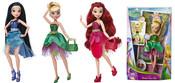 Panenka Disney Fairies Víly 22cm deluxe
