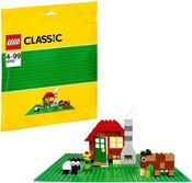 CLASSIC Podložka zelená ke stavebnicím 10700