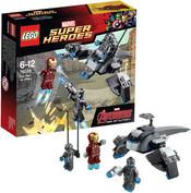 SUPER HEROES Avengers No.1 76029 STAVEBNICE