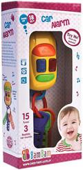 Automobilové klíče plastové od auta Baby Světlo Zvuk