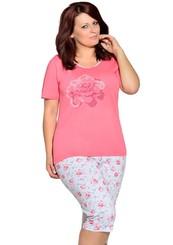 Dámské pyžamo Magda nadměrné velikosti
