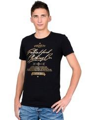 Pánské tričko s nápisem Premium Fabio hard