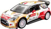 Auto kovové 1:32 Race 2013 Citroen DS3 Team (Loeb)