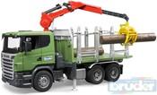 03524 (3524) Přepravník na dřevo Scania PLAST