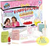 HRA Laboratoř parfémová set výroba parfémů