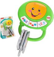 Baby klíčky mluvící česky CZ výukové plastové