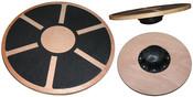 Dřevěná balanční deska CAA07