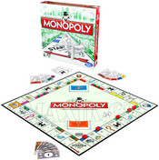 Hra MONOPOLY Standart NOVÁ Verze 2014 CZ Kočka